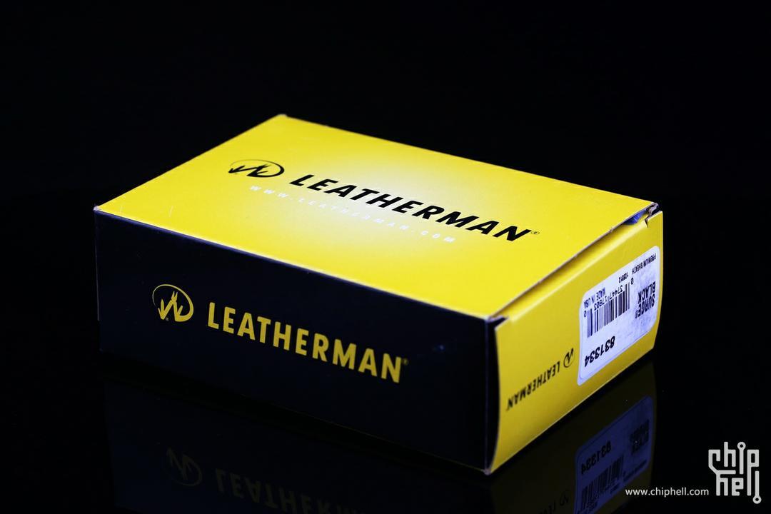 三分之一个诸葛亮——LEATHERMAN SURGE 海啸工具钳