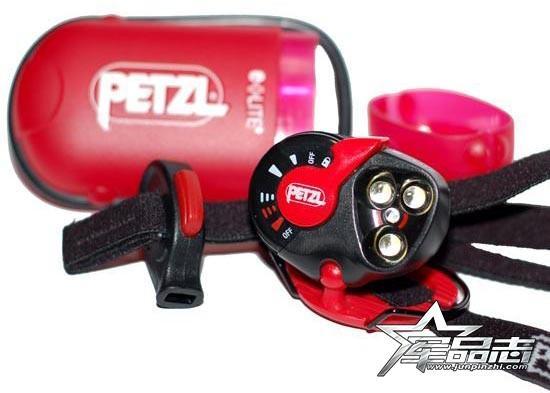 Petzl e+Lite E02P2小型应急头灯简测
