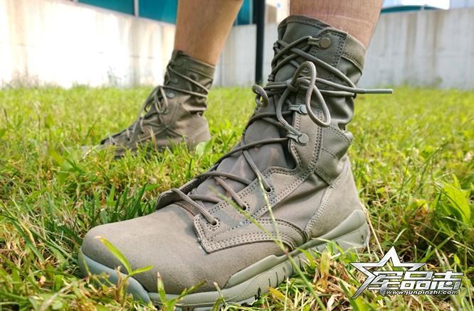 Nike Special Field Boot SFB快速反应超轻军靴