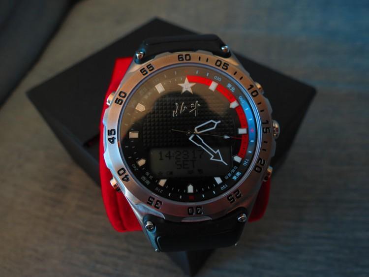 北斗卫星手表猛士系列TA203评测报告