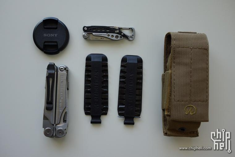 EDC 刃 Leatherman MUT 、WAVE & Style CS