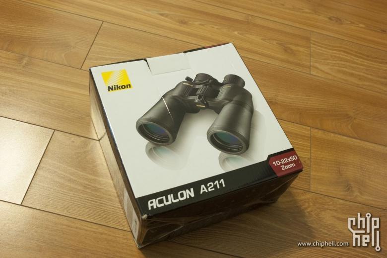 Nikon ACULON A211 10-22X50 双筒望远镜