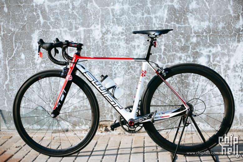 swift carbon ultravoxTi Drapac Professional Cycling
