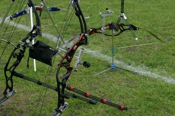 比赛复合弓与狩猎复合弓的区别