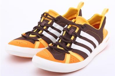 ADIDAS/阿迪达斯 BOAT CC LACE 秋季中性户外鞋 测评报告