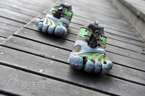 VFF Spyridon LS五趾越野跑鞋试用评测报告