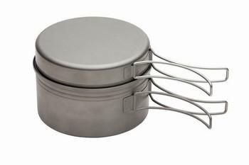 火枫品牌地平线1野营钛金锅具户外炊具装备实地评测报告