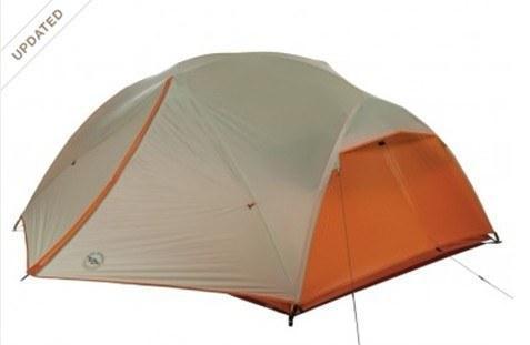 Big Agnes比格尼斯 马刺3 帐篷测评报告