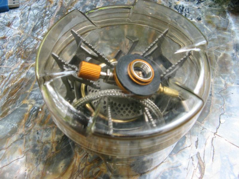 咆哮的变形金刚.FMS-100T毅(钛金属版)高效分体气炉的体验报告