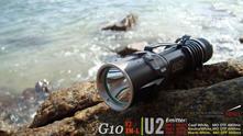 XENO G10V2 T6 充电强光手电筒测评报告