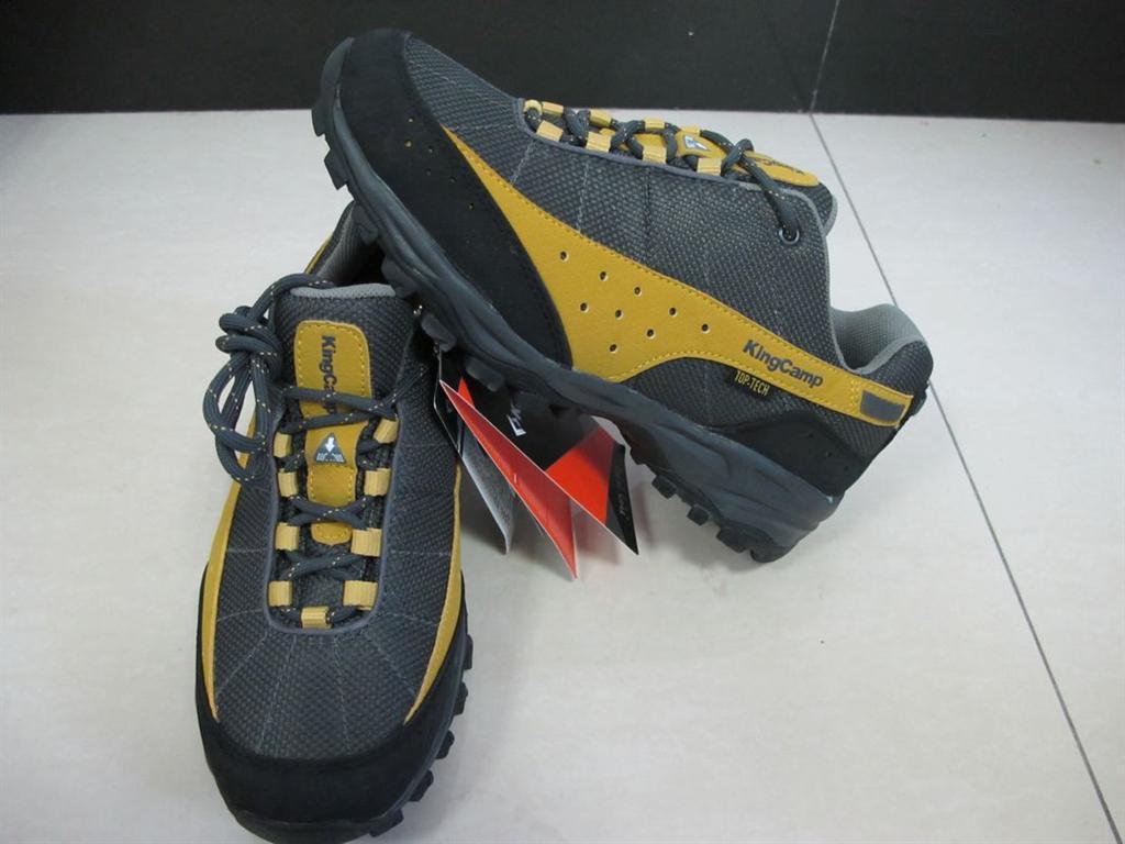 哇,一双轻量而舒适的徒步鞋——KF3519评测报告