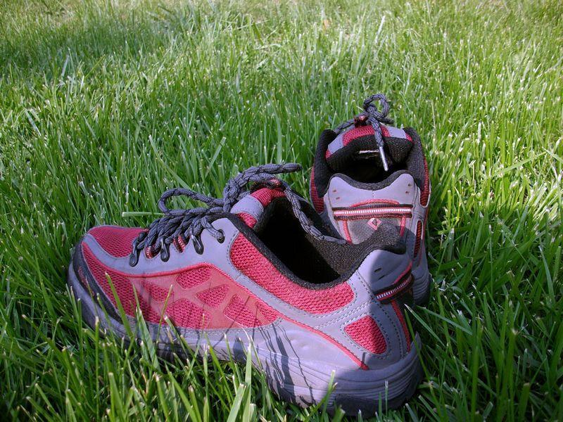 嵩山东西大穿越测试KingCamp KF3681徒步鞋