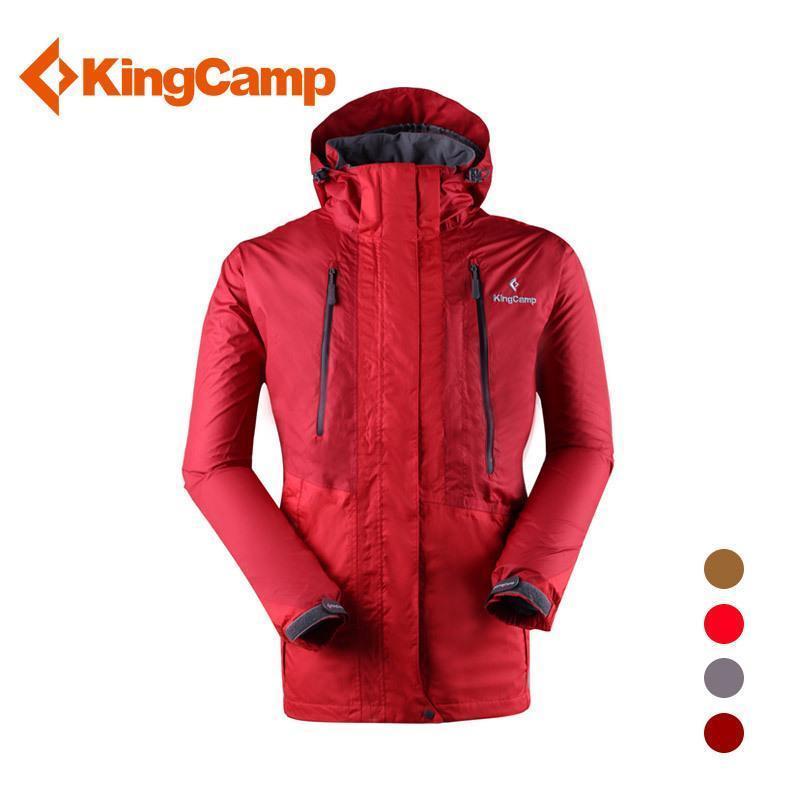 KingCamp KW6435 男款冲锋衣评测报告