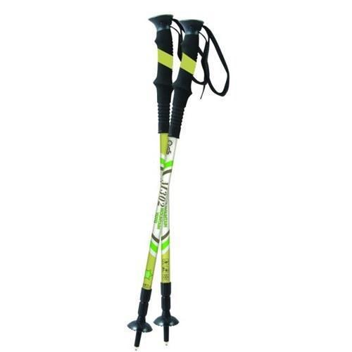 MOUNTAIN YO YO M302绿炫EVA手柄三节登山杖测评报告