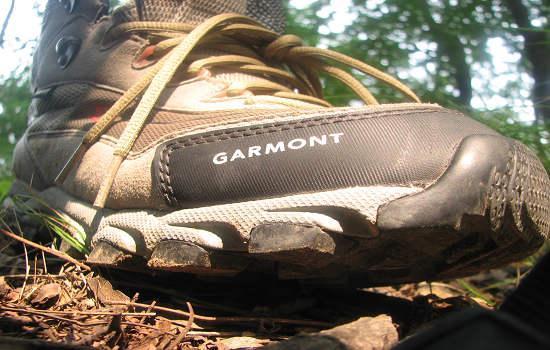 GARMONT KIOWA VEGAN [ GTX ] 测评