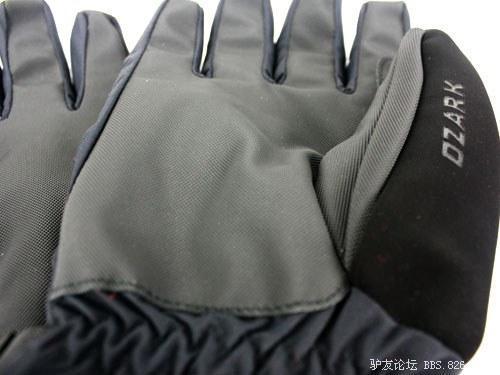 奥索卡/OZARK 540083保暖透气户外登山滑雪手套测评