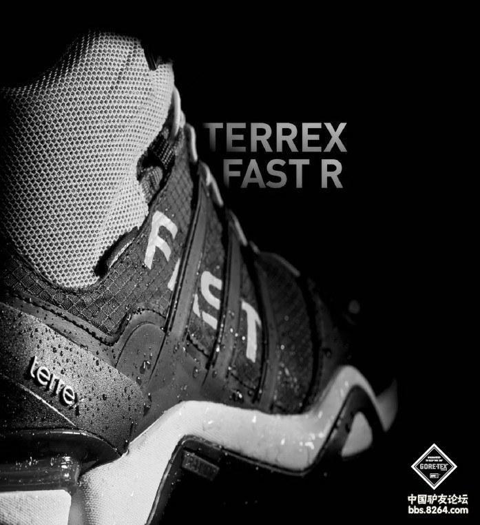 来~让我轻薄一下!——阿迪2012年秋冬新款登山鞋体验报告