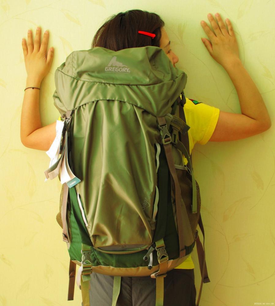 Gregory(格里高利) Sage 45L女款登山包徒步包测评报告