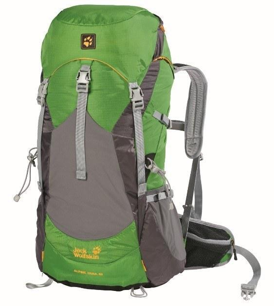 JackWolfskin 狼爪 ALPINE TRAIL 40L MEN 登山背包测评