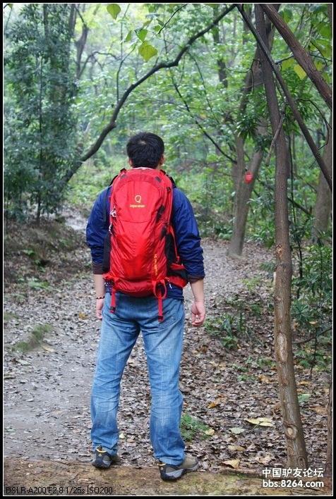 强氧windtalker 38 风语者轻型徒步背包 测评报告