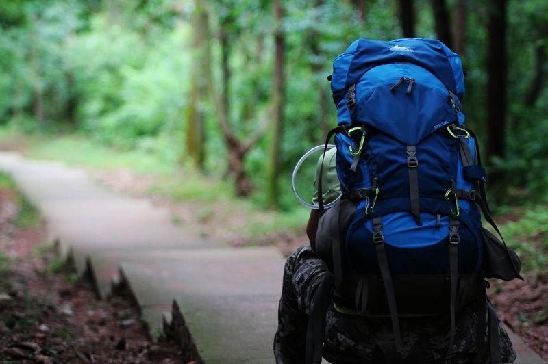 GREGORY/格里高利 deva 60L 女款 登山徒步包 测评报告