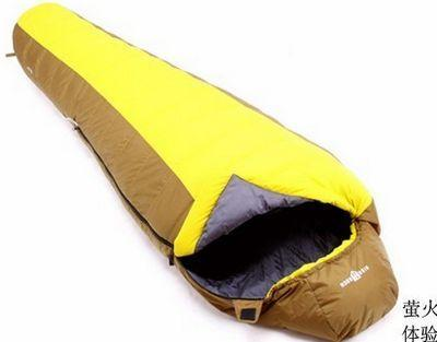 HIGHROCK/天石 萤火虫超轻户外野营羽绒睡袋 测评报告