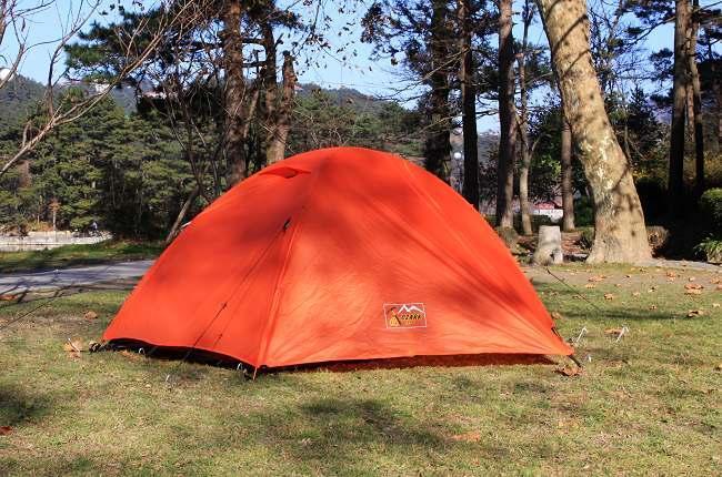 OZARK/奥索卡 Travel系列940049小圆顶帐篷2-3人 测评报告