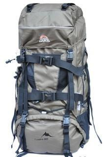 Doite 6673 户外登山包80升/L大容量包远征包 测评报告