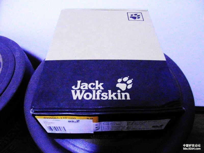 Jack Wolfskin/狼爪女式 远足鞋 4005061-6101 测评报告