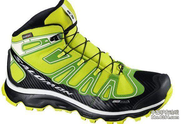 Salomon/萨洛蒙 男款越野徒步鞋登山鞋 测评报告