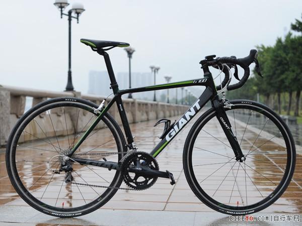 GIANT/捷安特 TCR 6700 高级铝合金公路自行车 捷安特自行车 测评报告