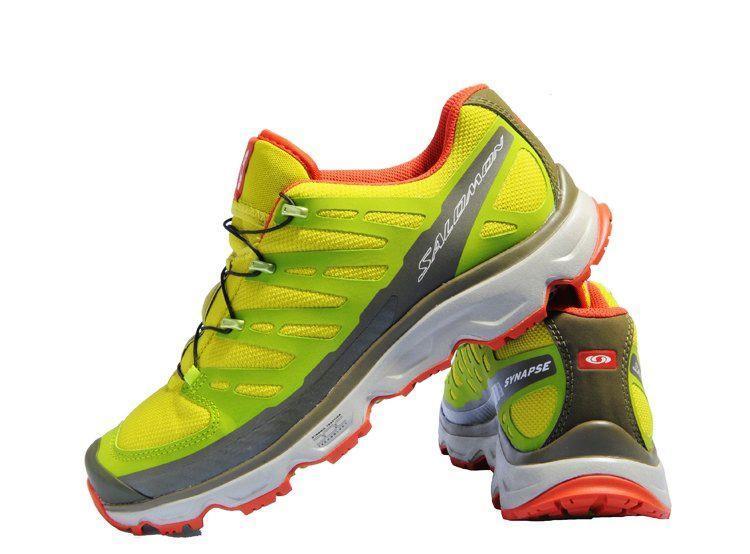 Salomon/萨洛蒙 SYNAPSE越野跑鞋徒步两用鞋 测评报告