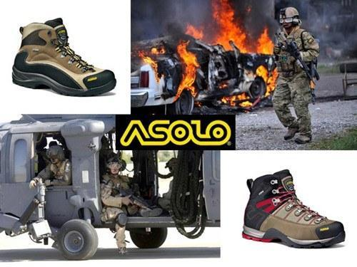 ASOLO/阿索罗 AXELER GV MM 中高帮徒步鞋系列 测评报告
