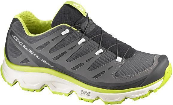 SALOMON/萨洛蒙SYNAPSE 男款户外登山鞋越野跑鞋 测评报告