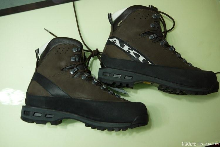 AKU Cresta NBK Gtx 男款中帮重型登山徒步鞋 测评报告