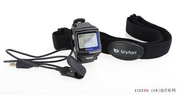 Bryton/百锐腾 Cardio 60 GPS 铁三腕表 运动手表 评测报告