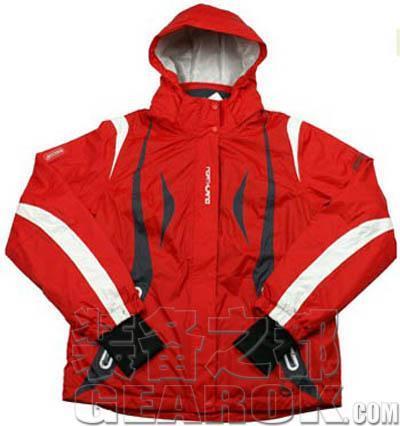 诺诗兰/NORTHLAND 保暖防风夏威娜女式滑雪服 GK09205 测评报告