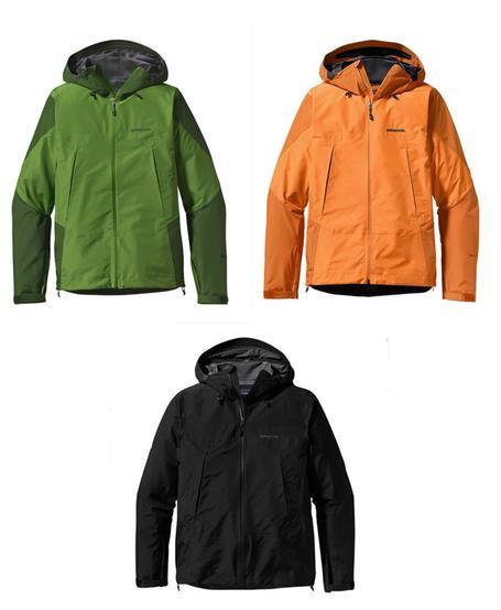 patagonia Super Pluma Jacket 男款三层压胶冲锋衣 测评报告