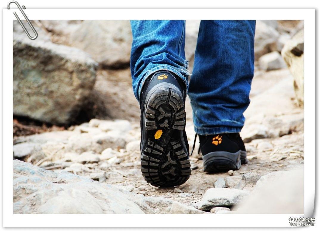 Jack Wolfskin/狼爪 男式 深黑色徒步鞋4006051-691 测评报告