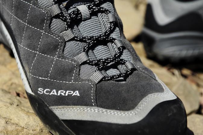 SCARPA 斯卡帕 户外鞋 短途徒步攀登鞋使用体验测评