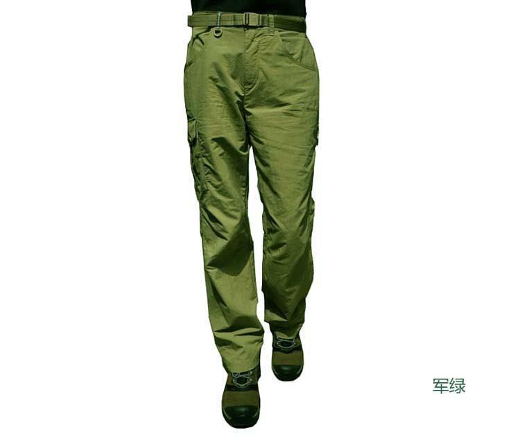 KARRIMOR 凯瑞摩201户外速干裤在撒哈拉沙漠的评测报告