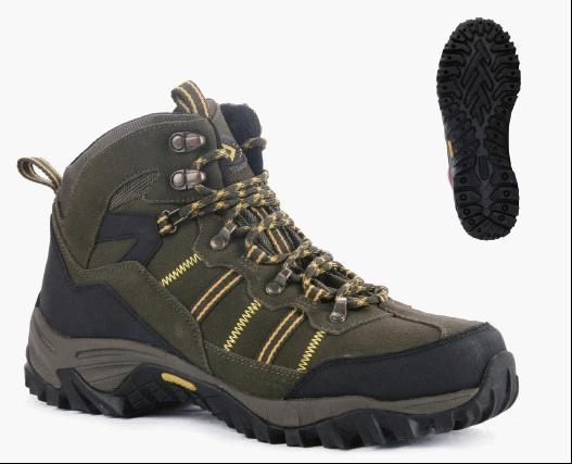 KingCamp/康尔健野 KF4103 马特峰 徒步鞋 测评报告