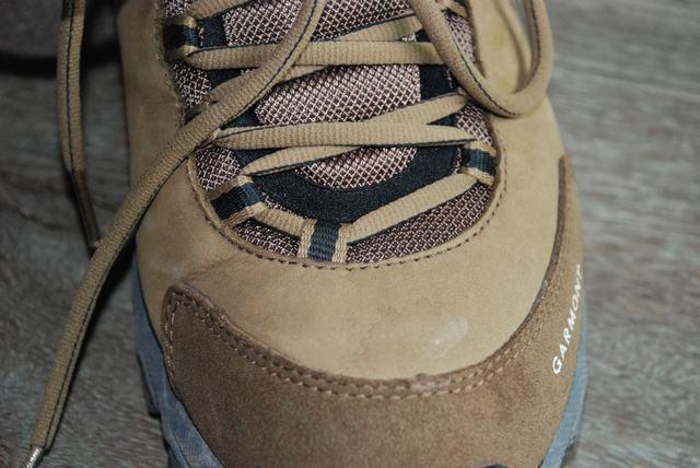 GARMONT/嘎蒙特 MONTELLO GTX 蒙泰罗 防水健行户外鞋 测评报告 徒步鞋