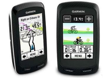GARMIN/佳明 Edge800 运动健身GPS 自行车记录器蓝黑版 测评报告