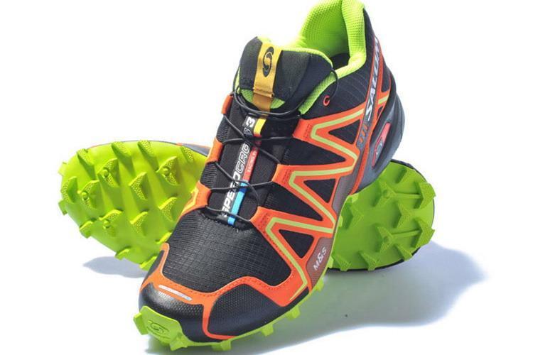 Salomon/萨洛蒙 SPEEDCROSS 3M 所罗门 越野鞋 测评报告