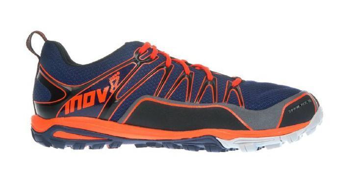 INOV-8 英国轻量化跑鞋 TRAILROC-255 越野跑鞋 测评报告