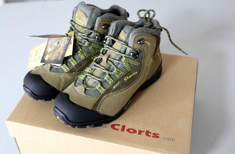 洛弛 Clorts洛弛徒步鞋3B004C测评报告