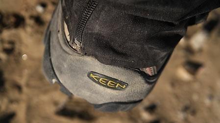 KEEN/科恩 EVENT面料 徒步鞋 户外防水鞋 测评报告