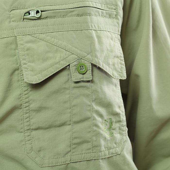 KingCamp/康尔健野 男款速干长袖衬衣kw6307户外服装 测评报告
