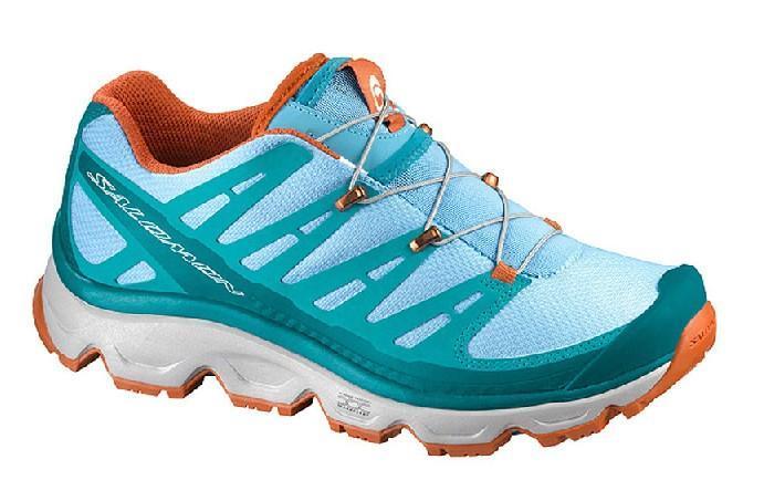 SALOMON/萨洛蒙 SYNAPSE 女款户外 登山鞋装备 测评报告